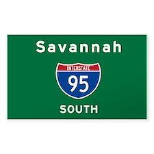 Savannah 95 Decal