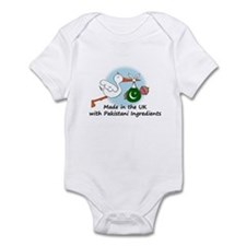 Stork Baby Pakistan UK Infant Bodysuit