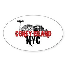 Coney Island NYC Decal