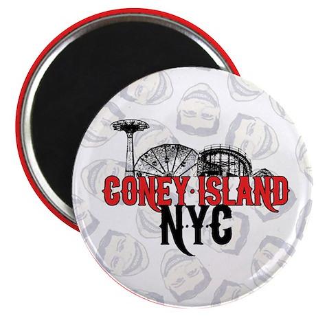 Coney Island NYC Magnet