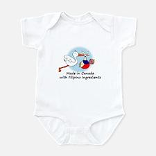 Stork Baby Philippines Canada Infant Bodysuit