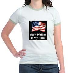 Scott Walker is my hero! T