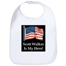 Scott Walker is my hero! Bib