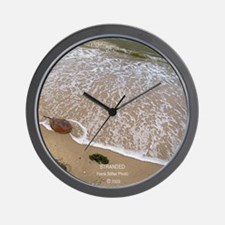 HORSESHOE CRAB Wall Clock