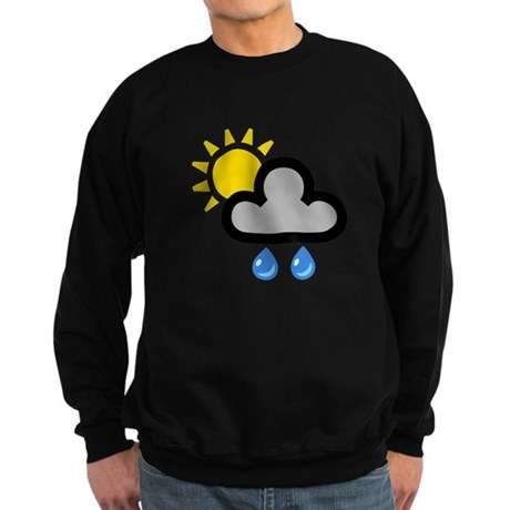 Rain Showers Symbol Sweatshirt (dark)