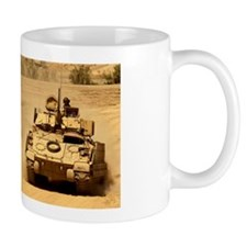 M2A2 Bradley Fighting Vehicle Small Mug