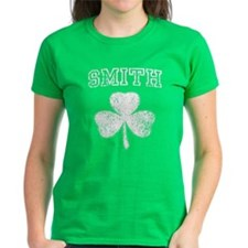 Smith Irish Shamrock Tee