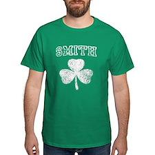 Smith Irish Shamrock T-Shirt