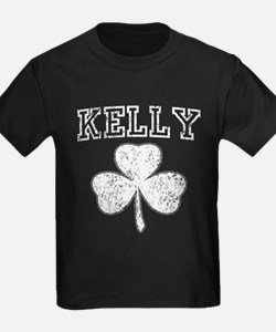 Kelly Irish Shamrock T