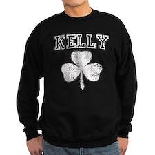 Kelly Irish Shamrock Sweatshirt