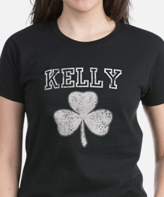 Kelly Irish Shamrock Tee