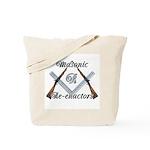 Masonic War Re-enactors Tote Bag