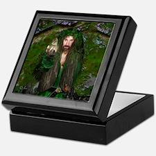 Oak King Keepsake Box