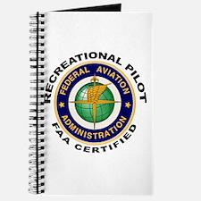 FAA Certified Recreational Pilot Journal