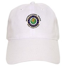 FAA Certified Recreational Pilot Baseball Cap