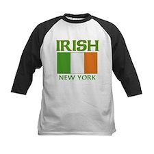 New York Irish Flag Tee