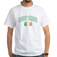 New York Flag of Ireland Shirt