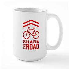 SHARROW - Share the Road - Mug