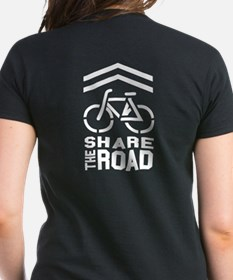 SHARROW (on Front & Back of Shirt) Tee