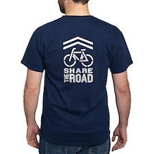 SHARROW (on Front & Back of Shirt) T-Shirt