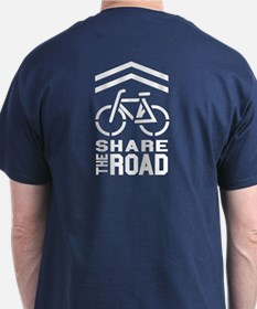 SHARROW (on Front & Back of Shirt) T-Shirt