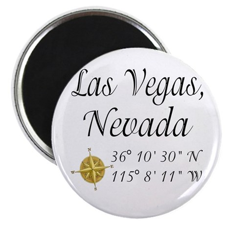 Las Vegas, Nevada Magnet