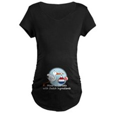 Stork Baby Netherlands Canada T-Shirt