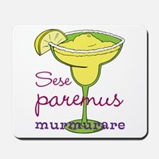 Let's Get Ready to Mumble (La Mousepad