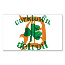 Corktown Decal