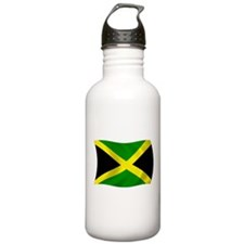 Jamaica Flag Water Bottle