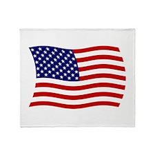United States (USA) Throw Blanket