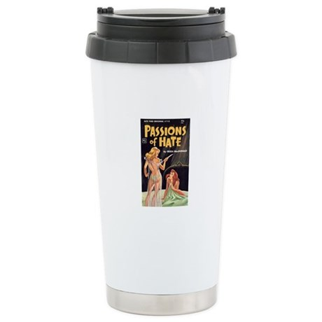 Passions of Hate Stainless Steel Travel Mug