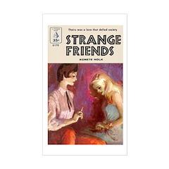Strange Friends Decal
