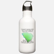 Got here fast! South Carolina Water Bottle
