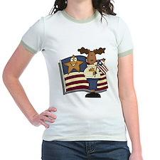 Patriotic Moose T