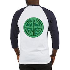 Celtic Love God Baseball Jersey