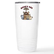 Noah's Ark Travel Mug