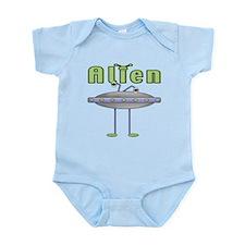 Alien Infant Bodysuit