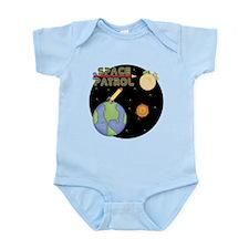 Space Patrol Infant Bodysuit