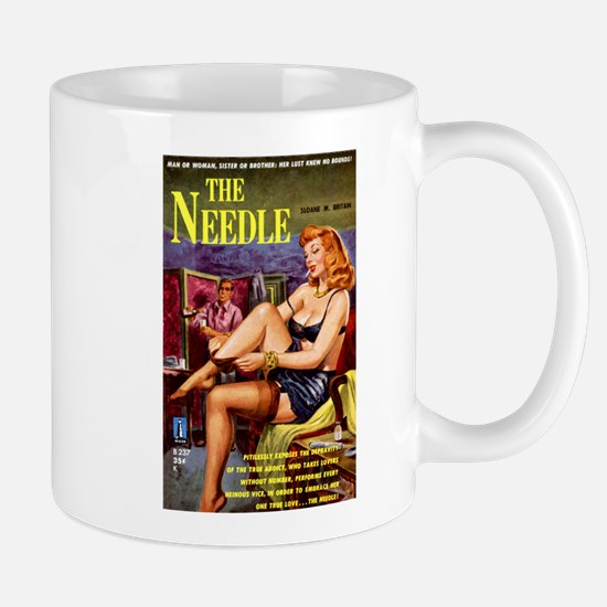 The Needle Mug