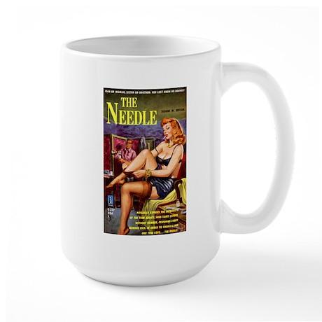 The Needle Large Mug