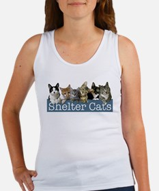 Animal cats Women's Tank Top