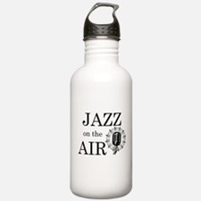 Unique Jazz dj Water Bottle