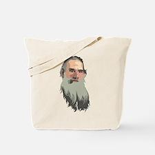 Lyev Nikolayevich Tolstoy Tote Bag