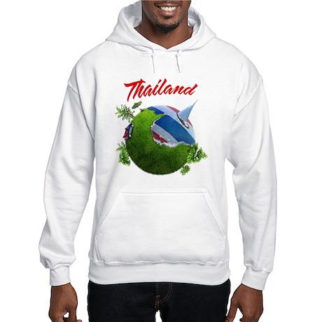Thailand Hooded Sweatshirt