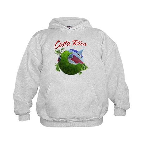 Costa Rica Kids Hoodie