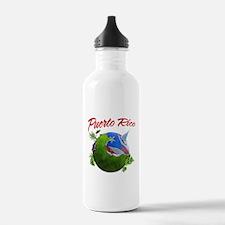 Puerto Rico Water Bottle