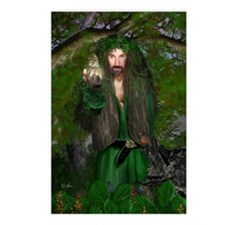 Oak King Postcards (Package of 8)