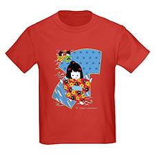 Kimono Kids Children's Dark T-Shirt