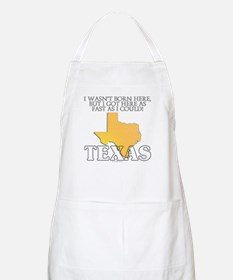 Got here fast! Texas Apron